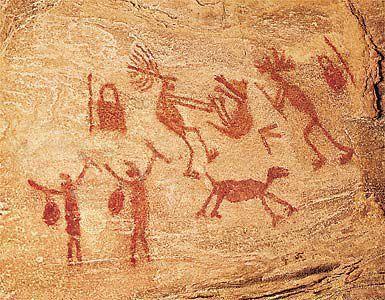 A arte no período Paleolítico Superior