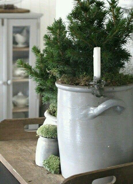 -  - #vintageweihnachtendeko