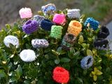 rings from wool