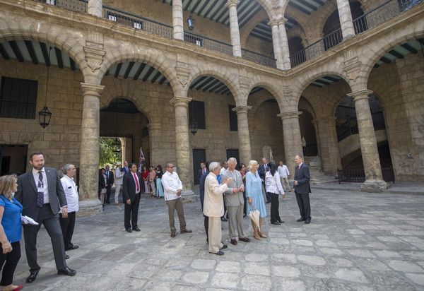 Camilla Parker Bowles Photos Photos: The Prince Of Wales And Duchess Of Cornwall Visit Cuba #visitcuba Camilla Parker Bowles Photos - Prince Charles, Prince of Wales and Camilla, Duchess of Cornwall arrive at a British Classic Car event on March 26, 2019 in Havana, Cuba. Their Royal Highnesses have made history by becoming the first members of the royal family to visit Cuba in an official capacity. - The Prince Of Wales And Duchess Of Cornwall Visit Cuba #historyofcuba Camilla Parker Bowles Phot #visitcuba