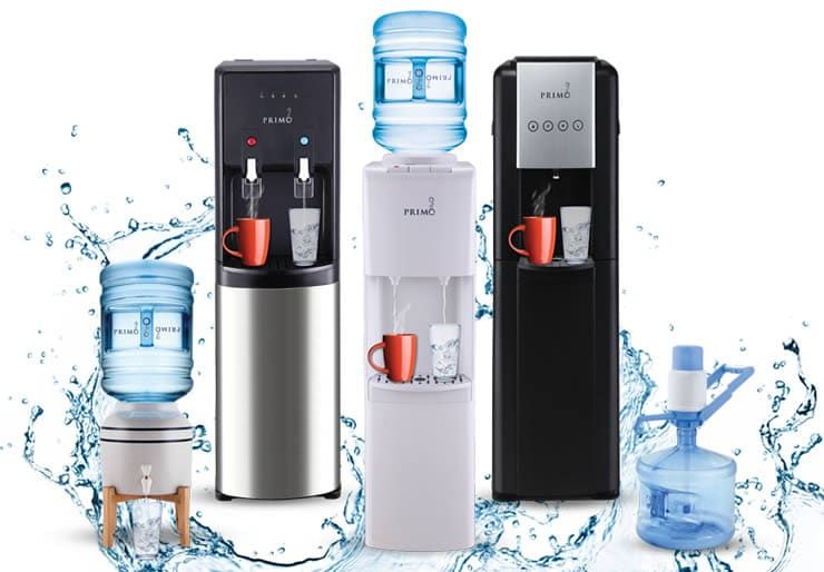 Win A Primo Filtered Water Dispenser For October Unprocessed