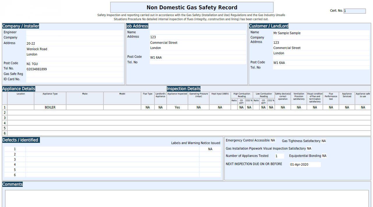 2a18d42bb817001bc0b9aea59dcd43e9 - How Much Is It To Get A Gas Safety Certificate