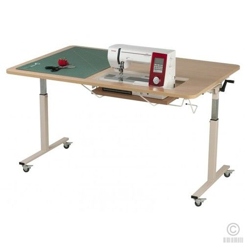 Adjule Height Sewing Table