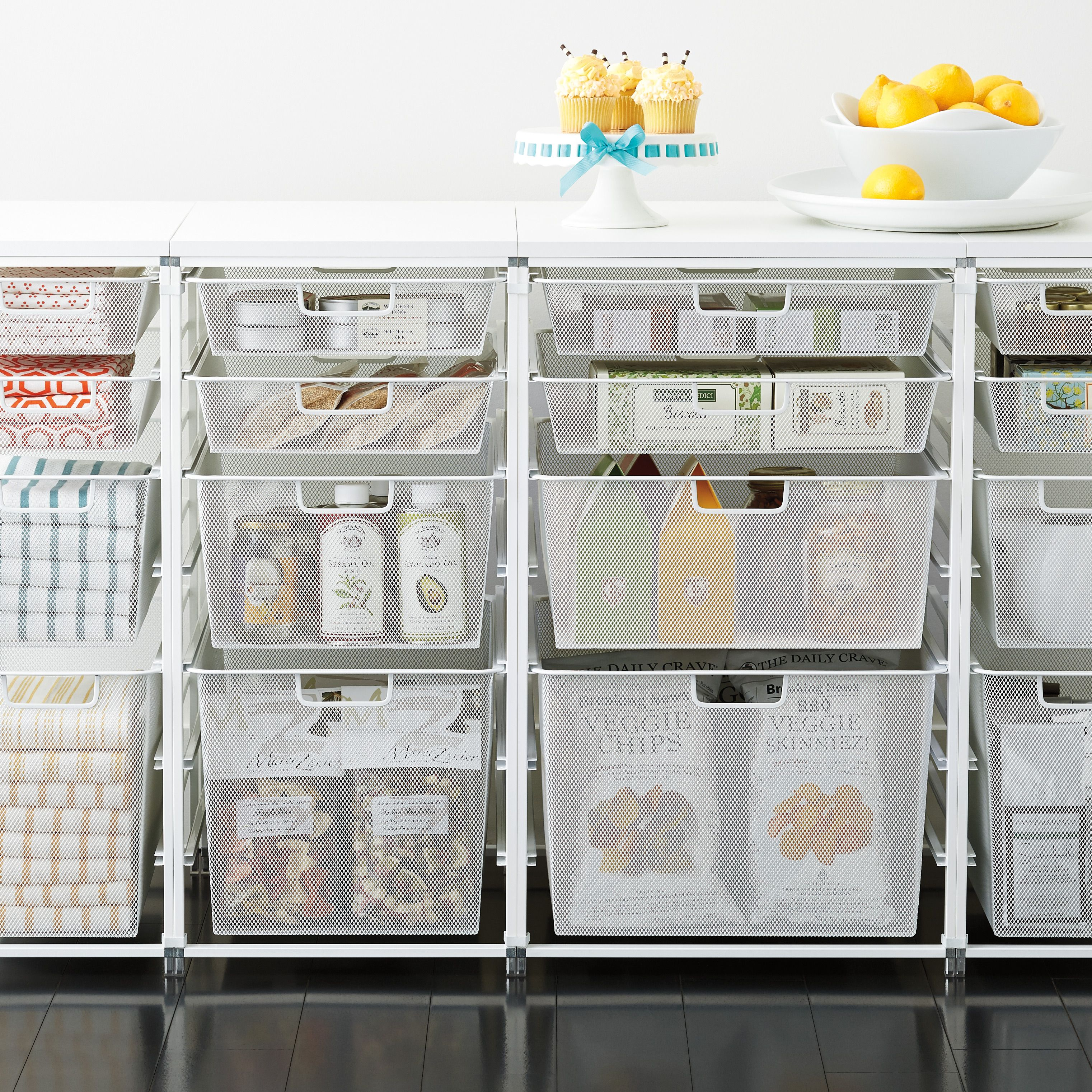 Need more storage in the pantry? Search no further than our elfa ...