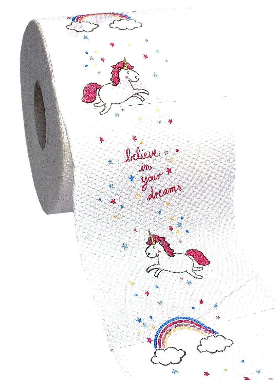 Wie Süß! Einhorn Toilettenpapier   Viel Zu Schade, Um Es Zu Benutzen ;