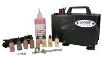 Badger Air-Brush Co.  314-BCWC Airbrush Beauty Cosmetic with Compressor
