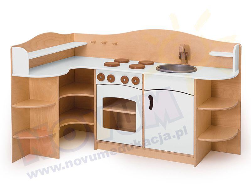 Novum Kuchnia Rogowa Sklejkowa Biala 6512460a Furniture Loft Bed Home Decor