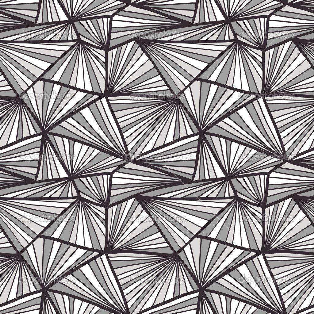 Geometric patterns black and white to draw for Cool designs in black and white