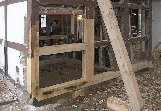 Fachwerk Renovieren maßwerk bauen mit allen sinnen projekt fachwerk gütersloh