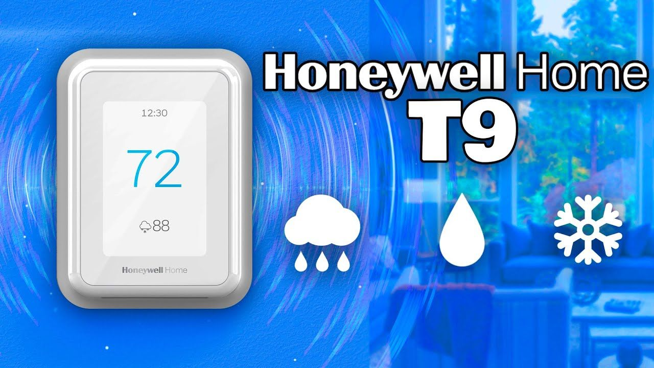 Honeywell Home T9 Smart Thermostat Top 3 Features With Images Smart Thermostats Thermostat Honeywell