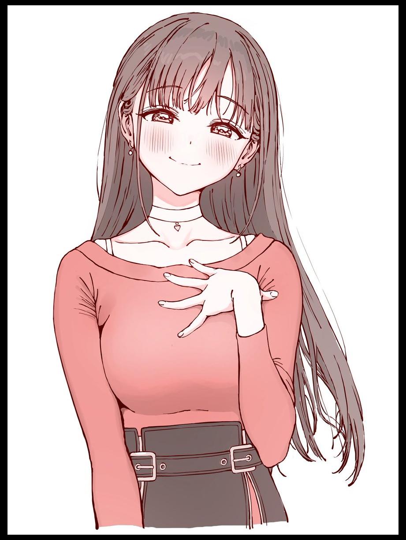 Photo of manga girl hairstyles