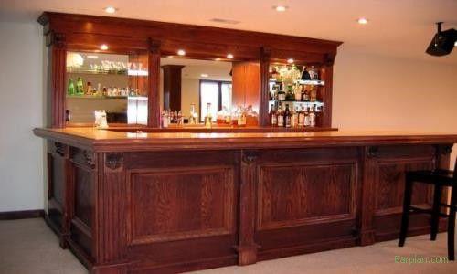 home+bar+ideas | Easy Home Bar Plans - How to Build a Bar, Designs ...