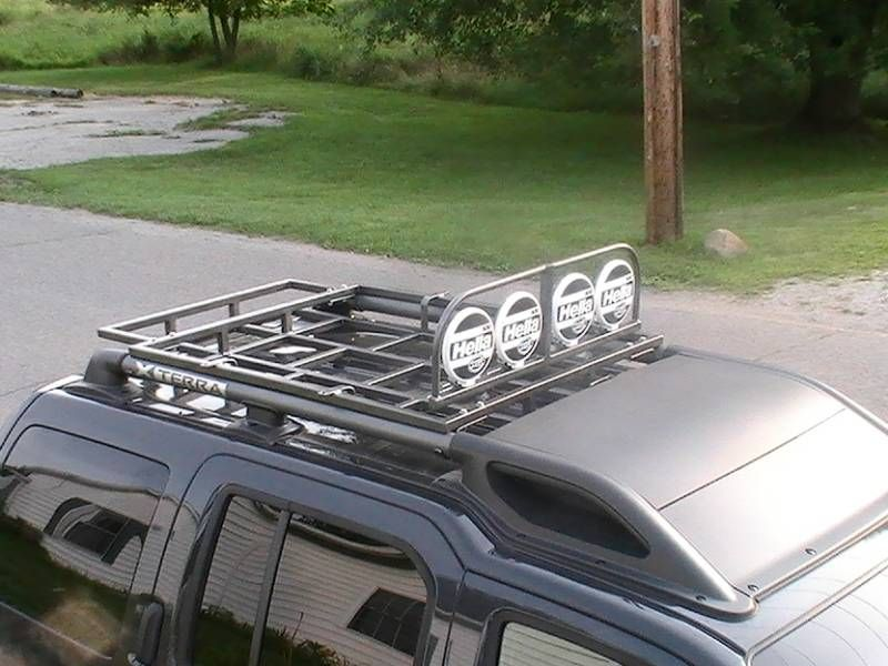 Pin By Chad Inman On Roof Rack In 2020 Roof Rack Nissan Xterra 2015 Nissan Xterra