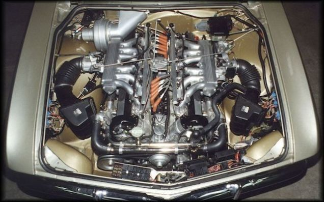 The Ten Craziest Automotive Engine Swaps Ever Attempted Engine