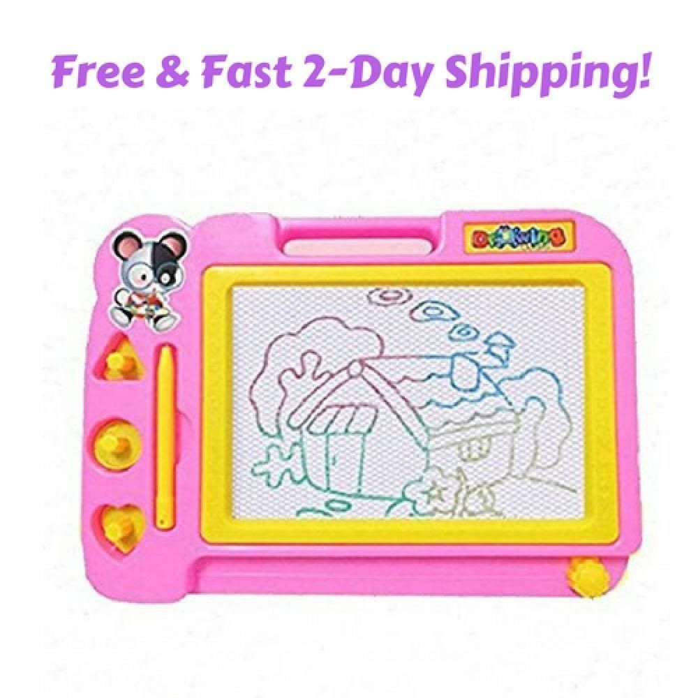 Magnetic Drawing Board Developmental Educational Toys For ...