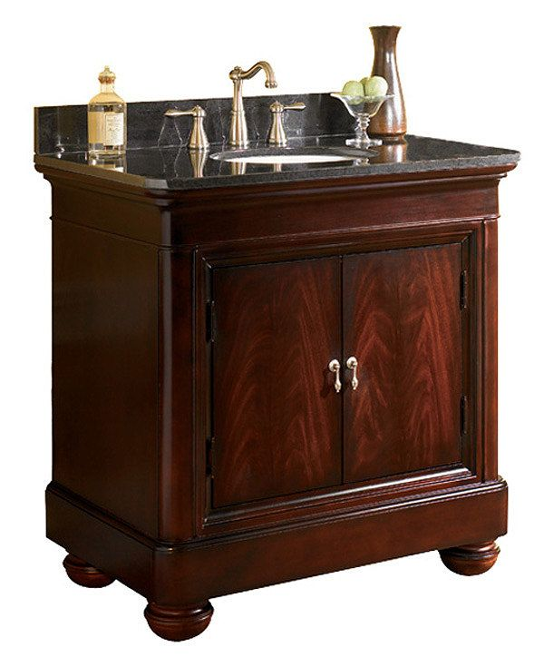 30 Inch Antique Bathroom Vanity Granite Top With Images