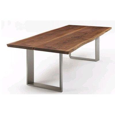 Esstisch von Niehoff Wayfairde Belle Table en bois Pinterest - edelstahl outdoor küche