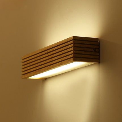 Modern Wall Lamps For Bedroom An Essential For One S Home Darbylanefurniture Com In 2020 Wood Wall Lamps Wooden Wall Lights Wall Lamp