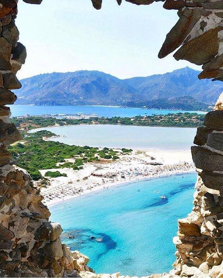 Porto Giunco Sardinia