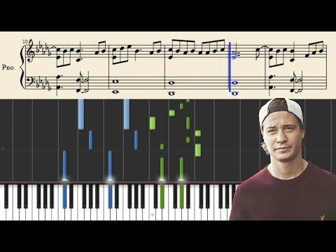 Kygo - Stay - Piano Tutorial + Sheets - YouTube