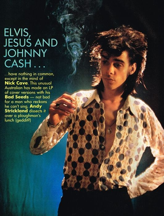 Elvis Jesus & Johnny Cash"