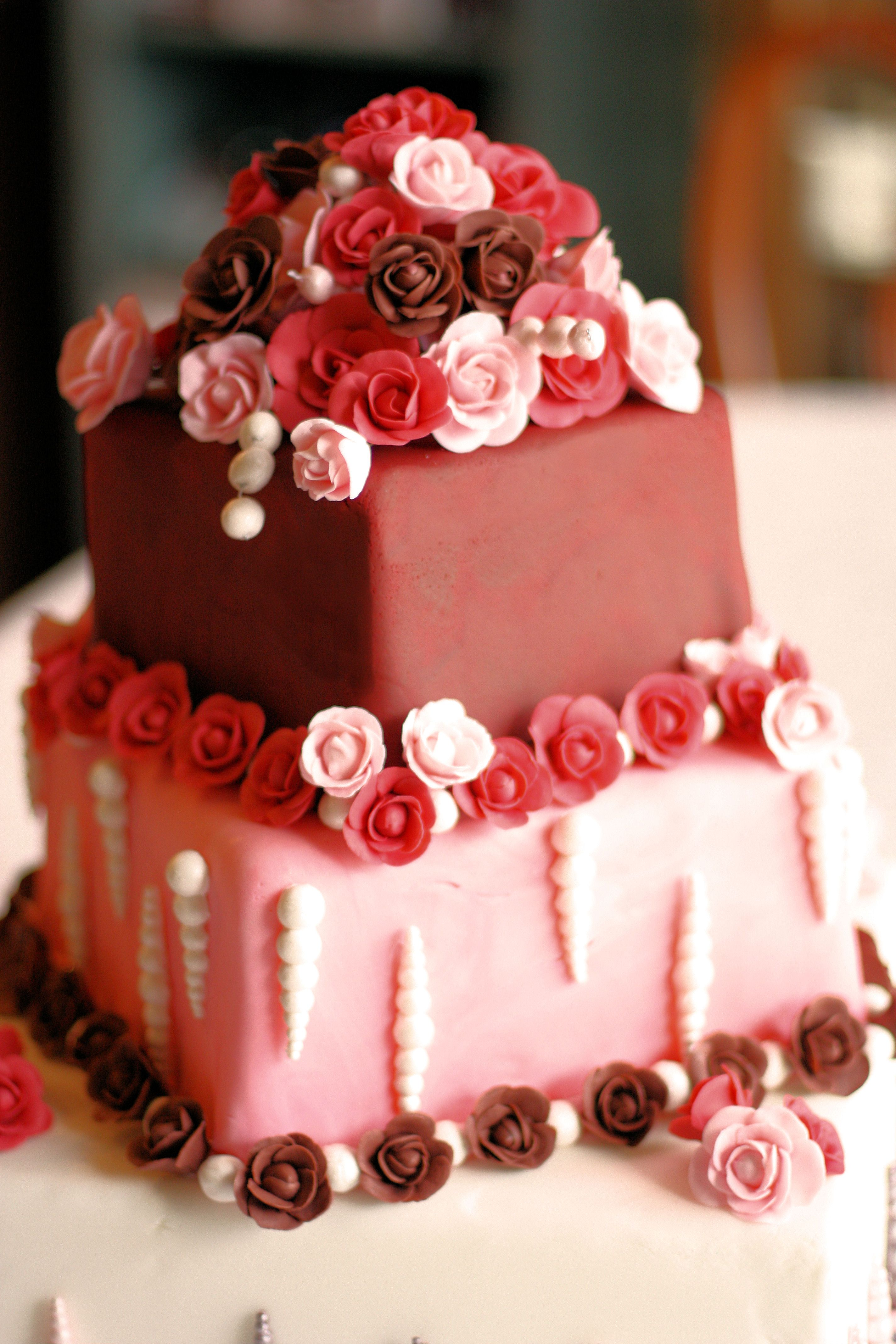 Valentine S Day Cakes And Cupcakes To Show Your Love Dengan