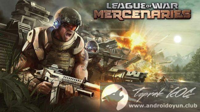 League of War Mercenaries v7.6.93   Oyun