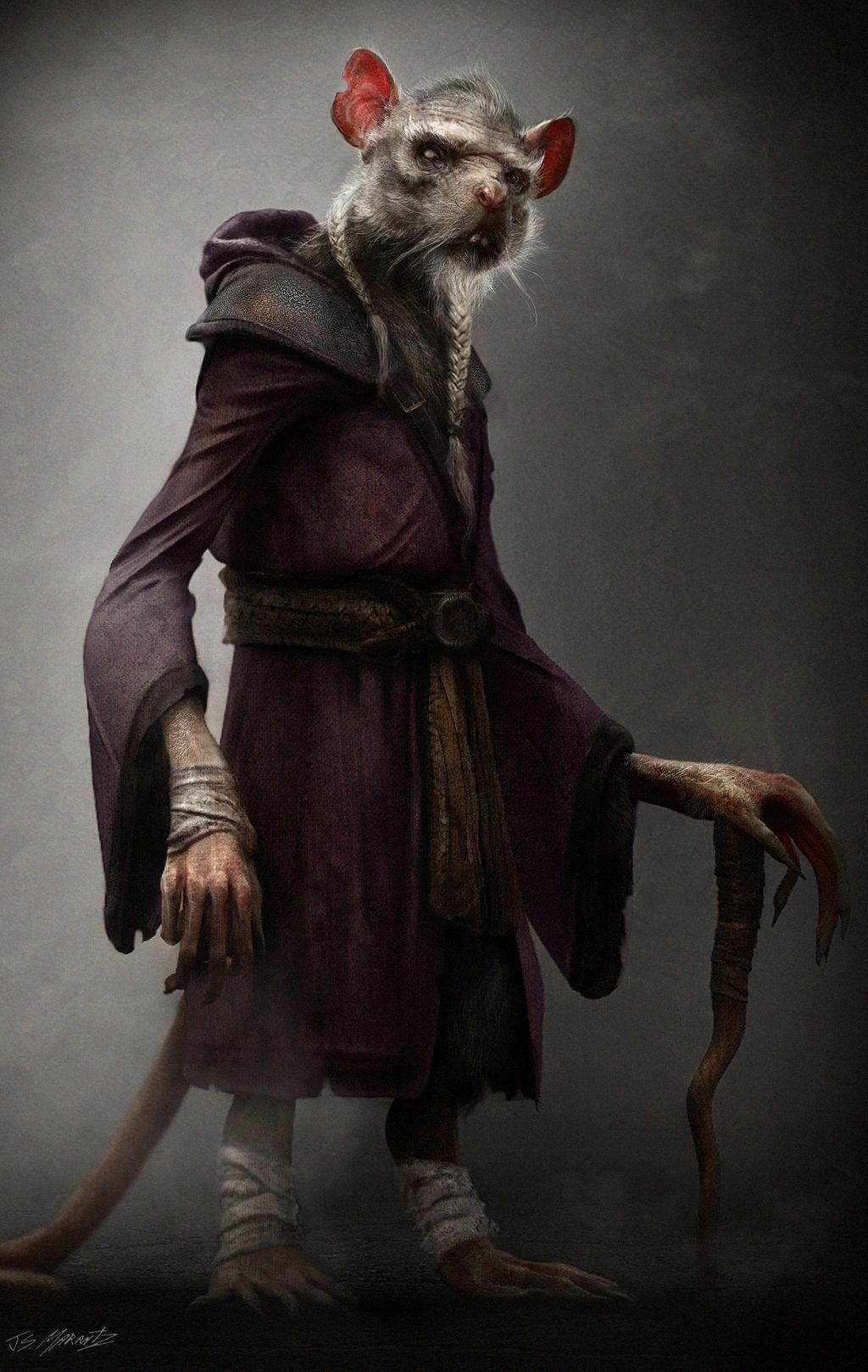 Pictures Of Master Splinter From Ninja Turtles