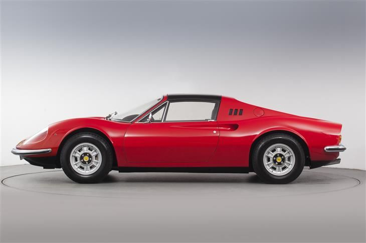 Classic Ferrari Dino 246 Gts Classiche Certified For Sale