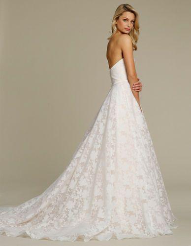 Jim Hjelm Wedding Gowns Strapless Ballgown Hudson S Bay Web Id 0106 Jh8556