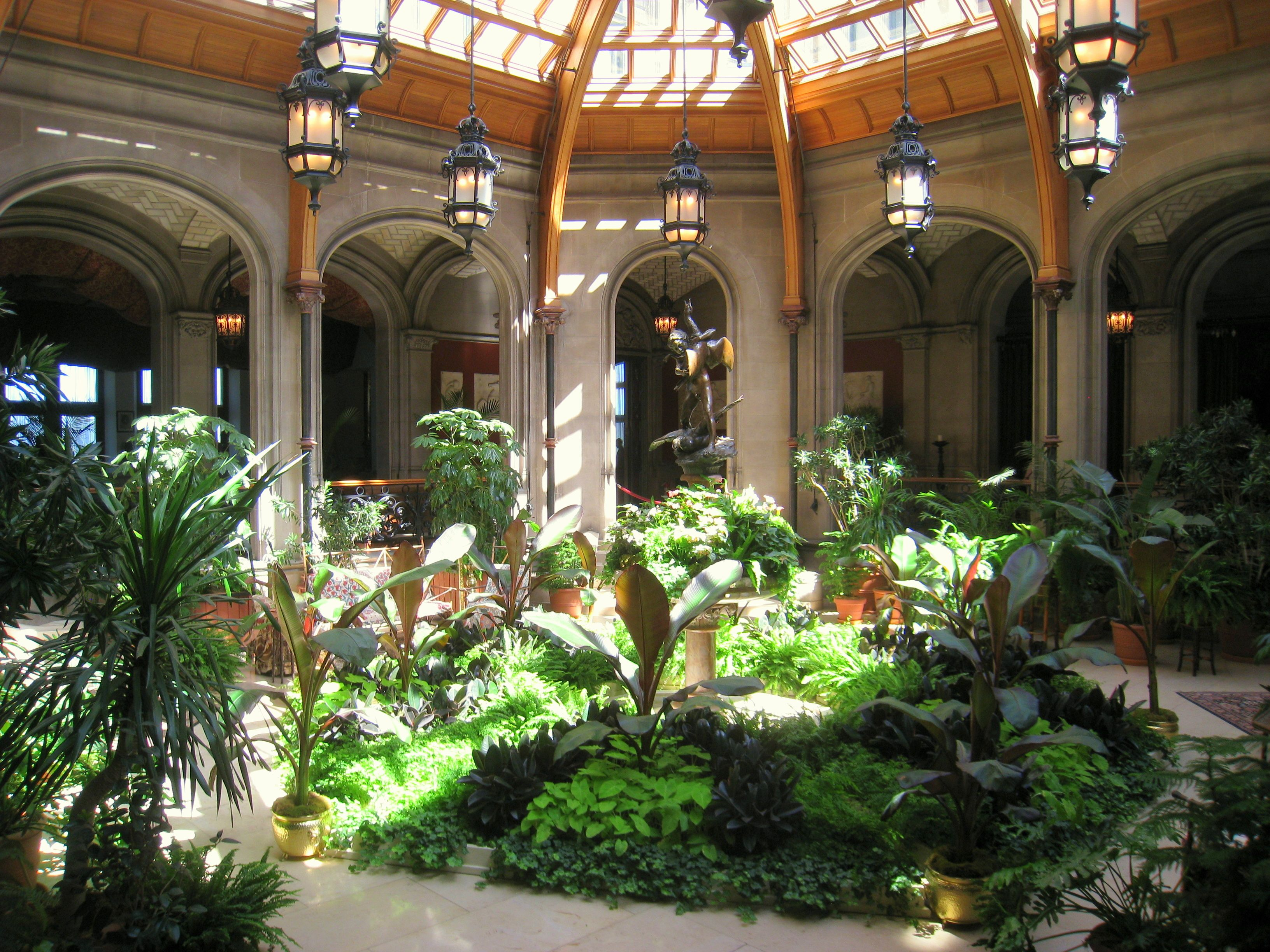 119 best home - atriums images on pinterest | interior garden