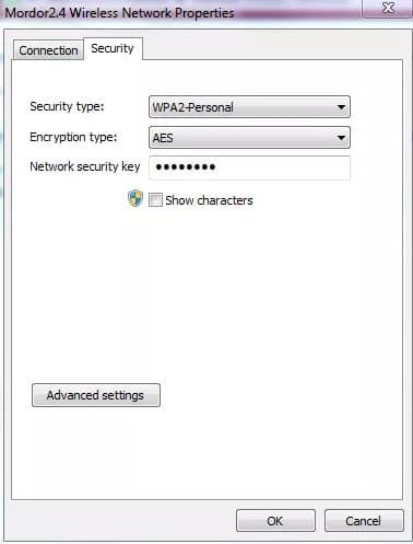 how to find wifi password on windows 7 pc