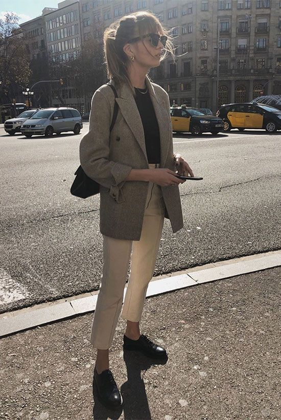 Photo of 15 Spring Workwear Styles We Found On Instagram | Be Daze Li