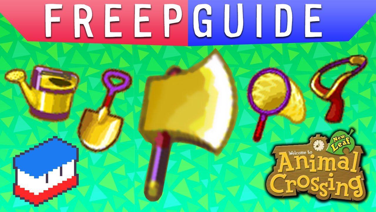 2a199e8ad8ce8ceaf32cdb6e0555c9e7 - How To Get Golden Tools In Animal Crossing New Leaf