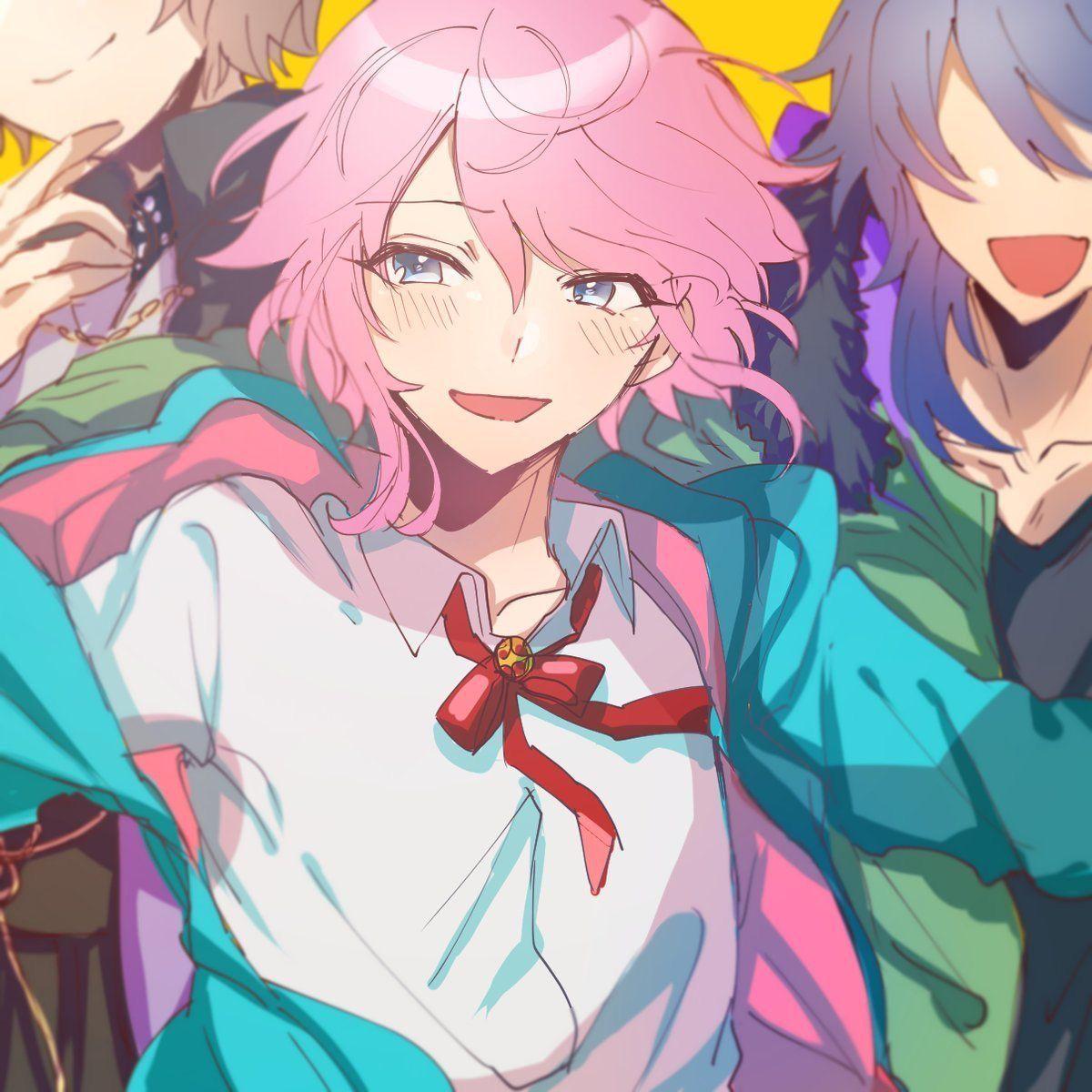 Pin by Brigitte tan on 『ヒプノシスマイク』 Anime guys, Cute anime