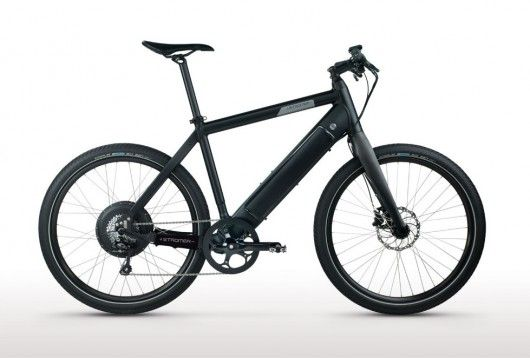 Stromer St1 E Bike Comes To The U S Electric Bicycle Commuter