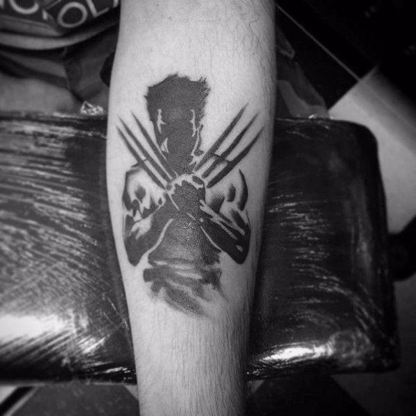90 Wolverine Tattoo Designs For Men - X-Men Ink Ideas