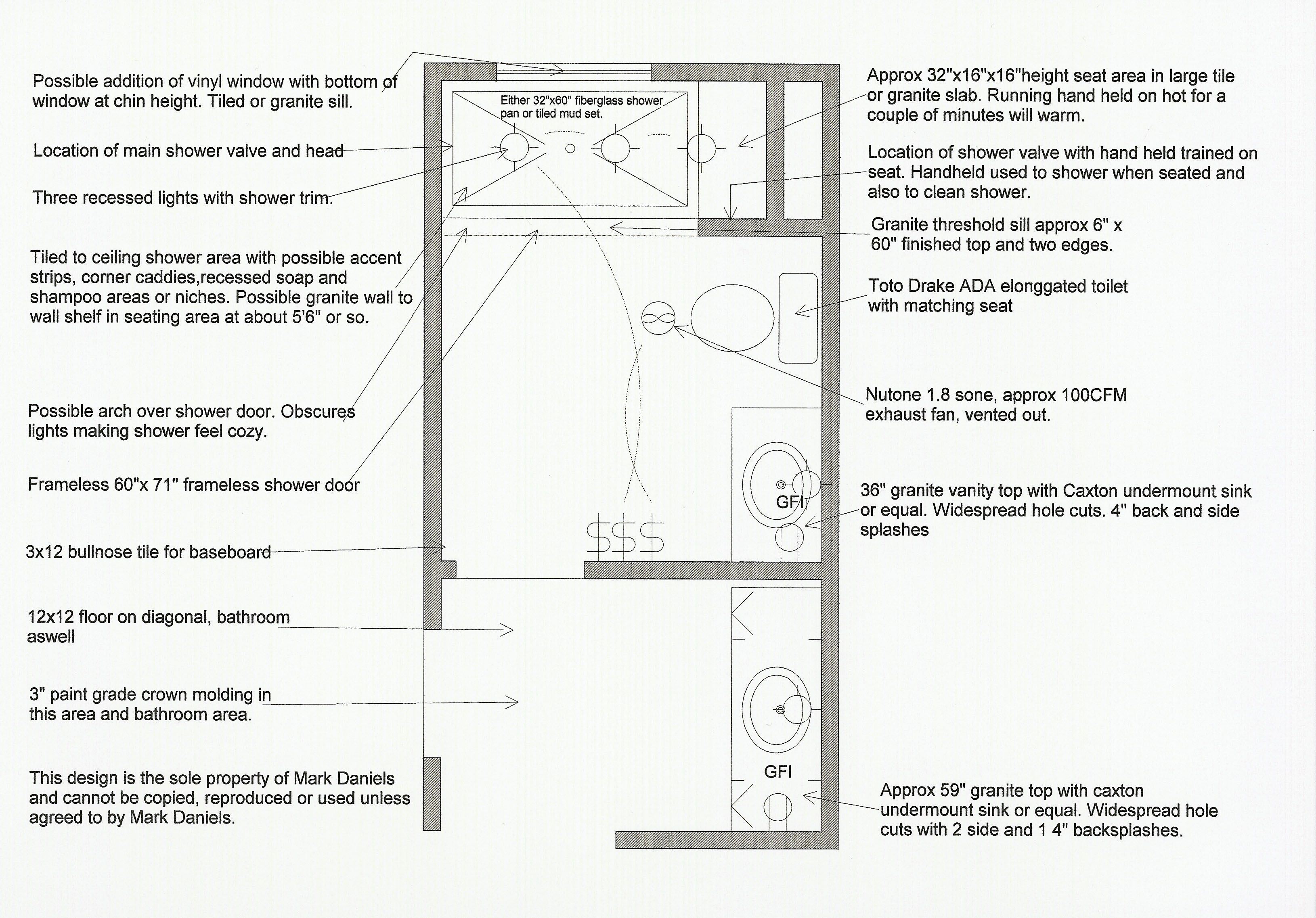 Category Archives: Bathroom layout