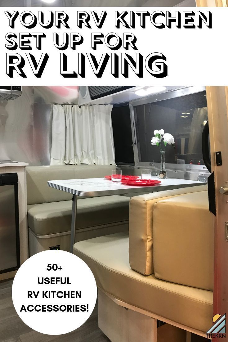 Photo of 57+ Useful RV Kitchen Accessories: A Full-Timer's Efficient Kitchen Set Up
