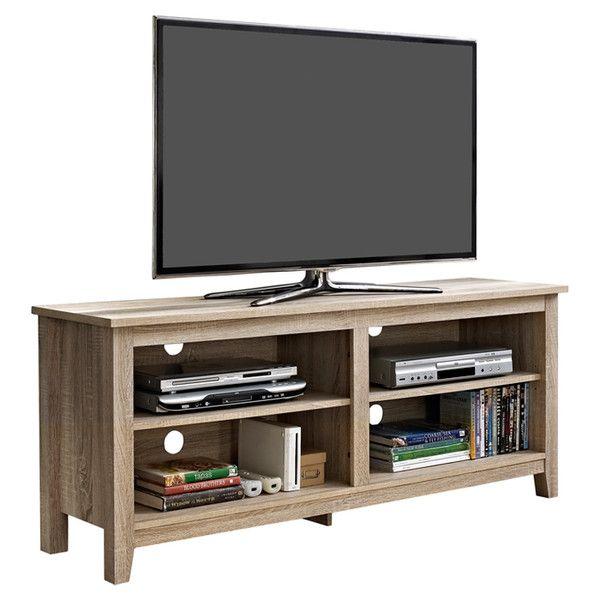 DCOR Design Hemmingway TV Stand U0026 Reviews | Wayfair