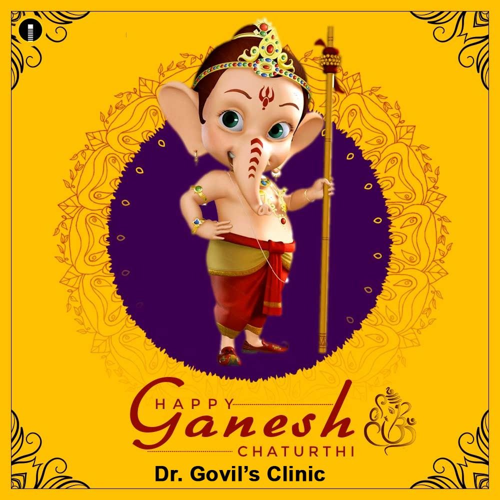 May the divine light of Lord #Ganesha fill your life with ...