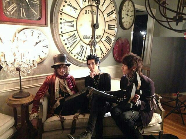 Pin By Becky § Leith On Palaye Royale