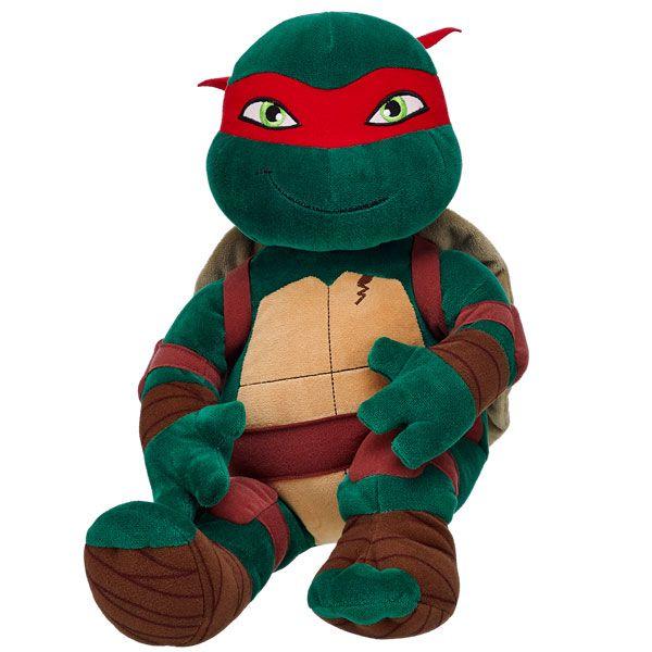 Turtles Build A Bear