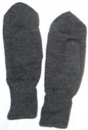Swiss Double Layer Wool Winter Mittens $9.98