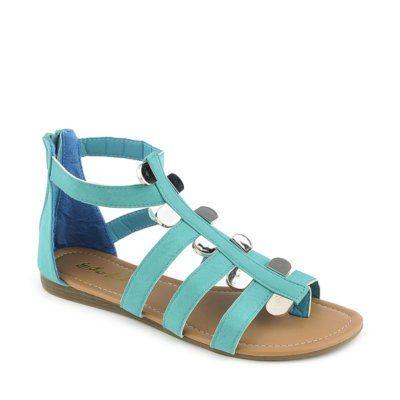 Yoki Emmly White Women Sandal