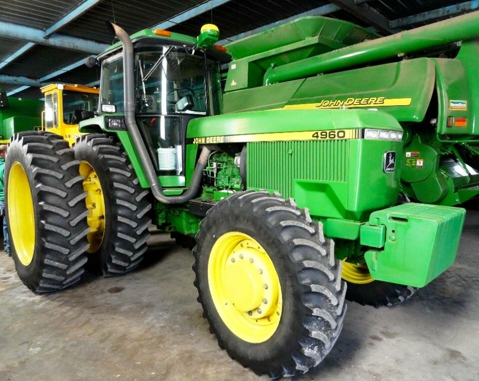 Pin on John Deere Tractors 30 to 60 Series