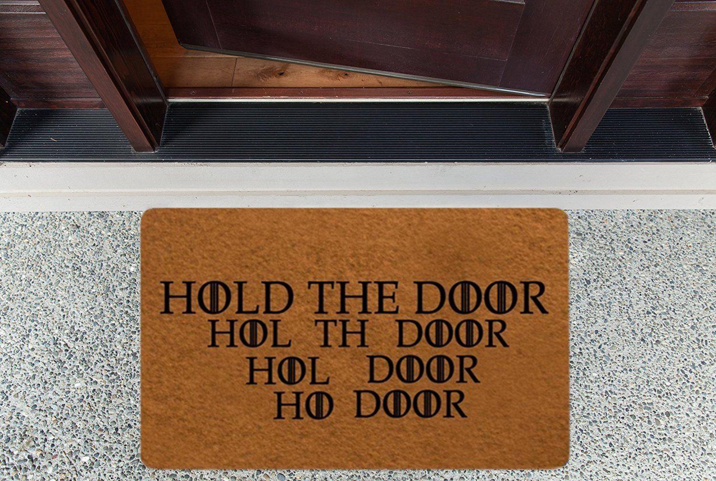 eureya paillasson funny tapis de porte d'entrée tapis de sol home