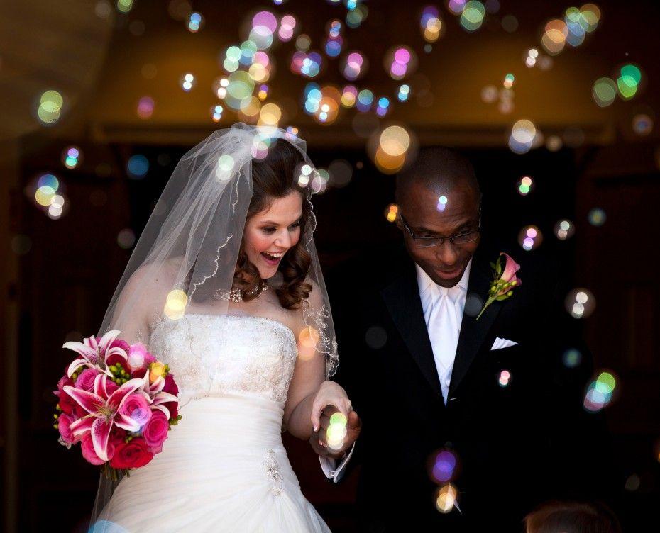 Interracial Wedding Couple | Interracial wedding couple