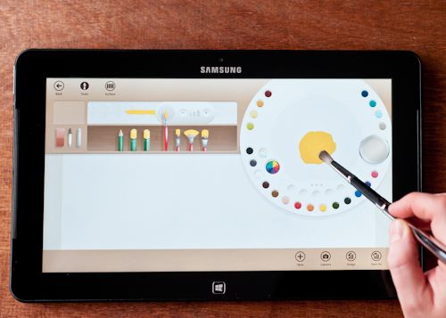 freshpaintappyellow Paint app, Diy for kids, Diy