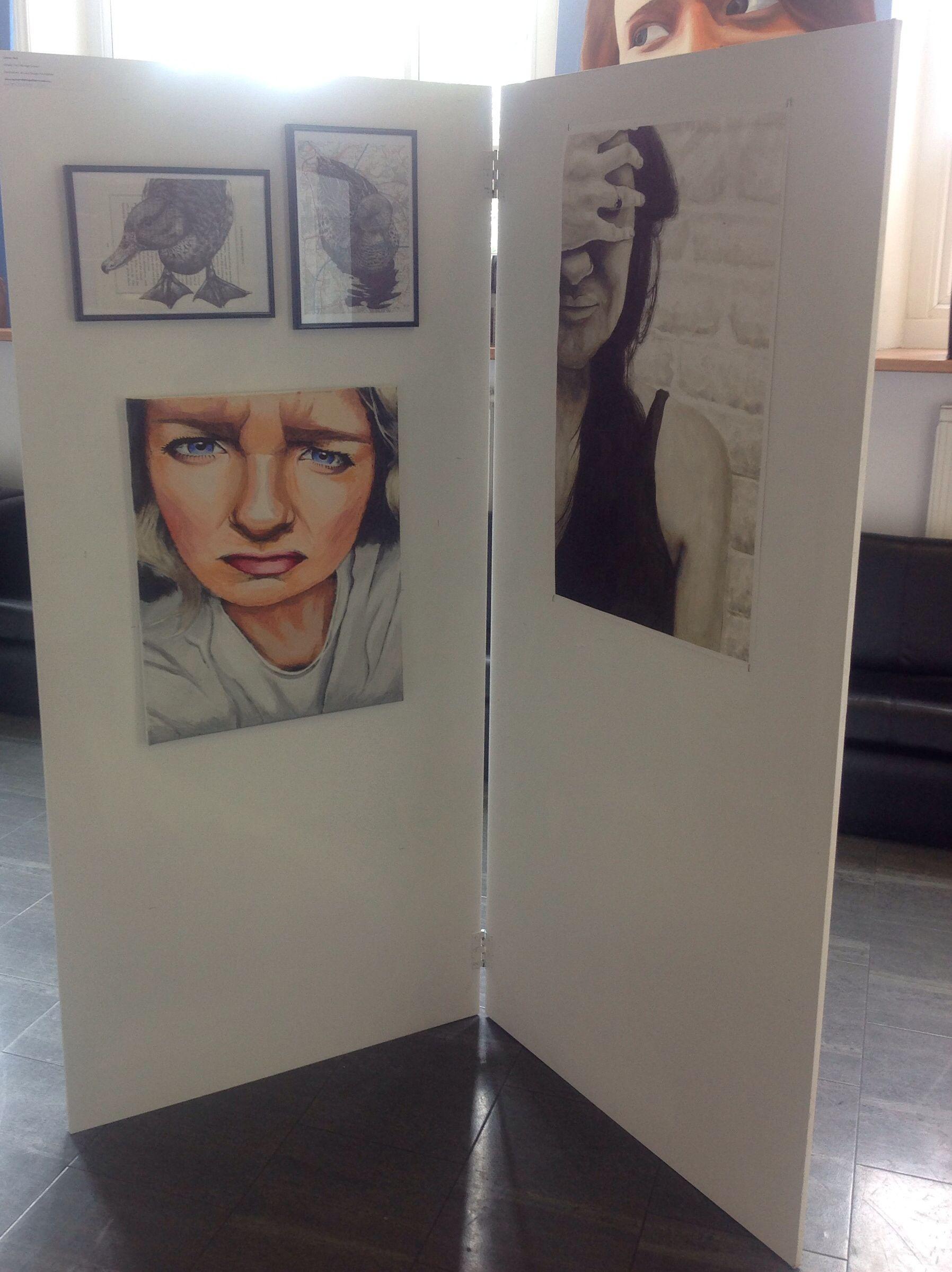 Lauren Hull, A2 Fine Art, CNC